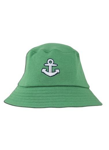 Karamela Şapka Yeşil